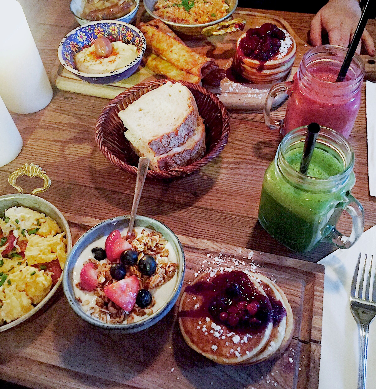 Another Brunch Fav At Stefanos Mad Og Kaffe In Copenhagen Read