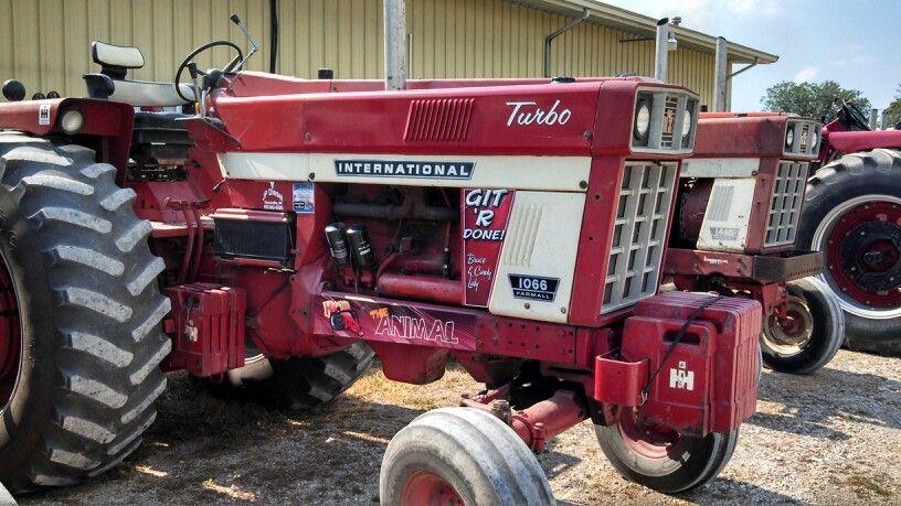 Nice Ih Pullers Tractor Pulling Tractors International