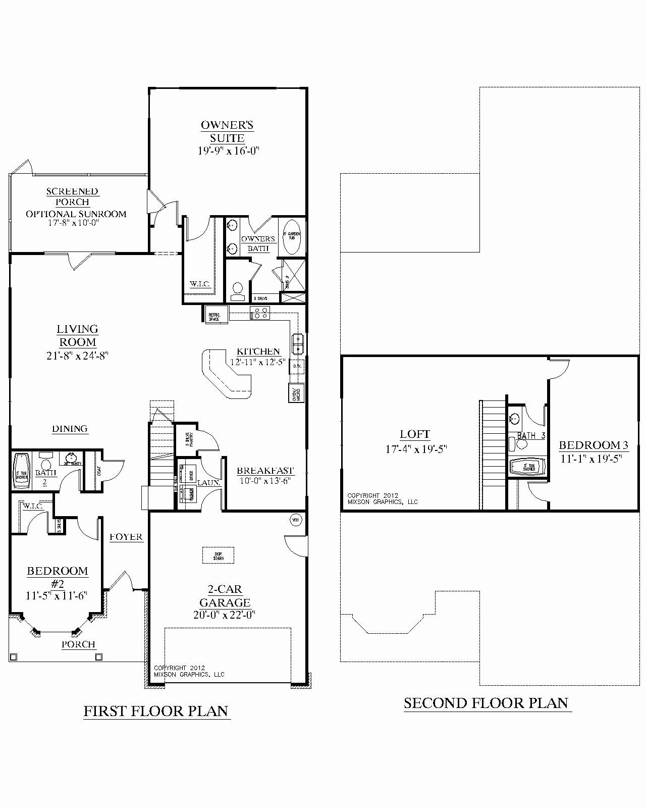 2 Bedroom Upstairs House Plans Awesome Master Suite And Second Bedroom Downstairs With Huge Lof In 2020 Two Story House Plans Beautiful House Plans Bedroom House Plans