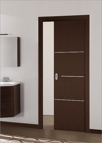 Milano 1m5 Interior Door Contemporary Doors Los Angeles
