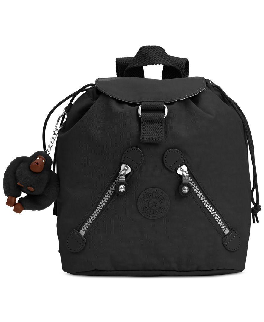 4654d8c6df Kipling Fundamental Mini Backpack   Cute Mini Backpacks and Purses ...