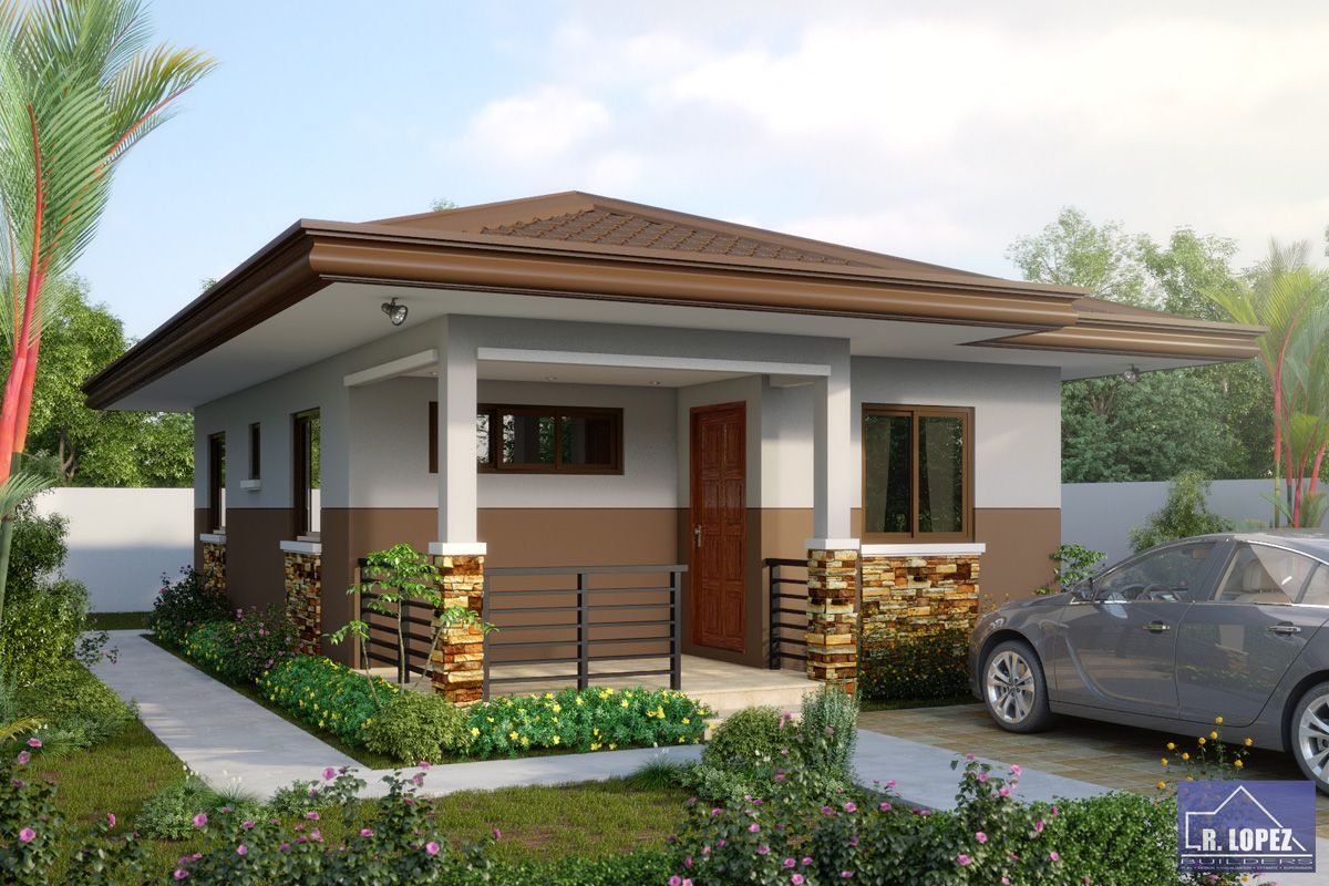 Little House Small House Home Exterior Design Simple Trendecors