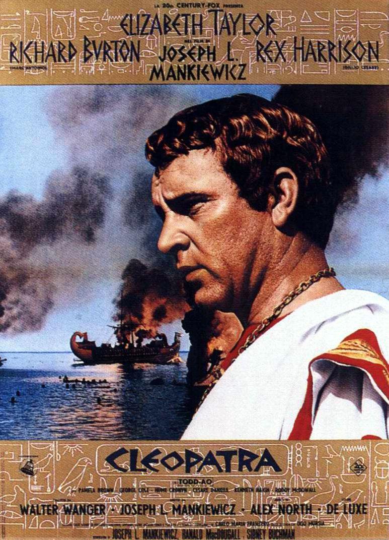 cleopatra film 1963 - Cerca con Google