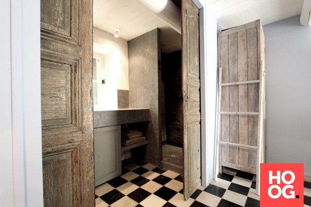 Design badkamermeubel en tegelvloer   badkamer ideeën   design ...