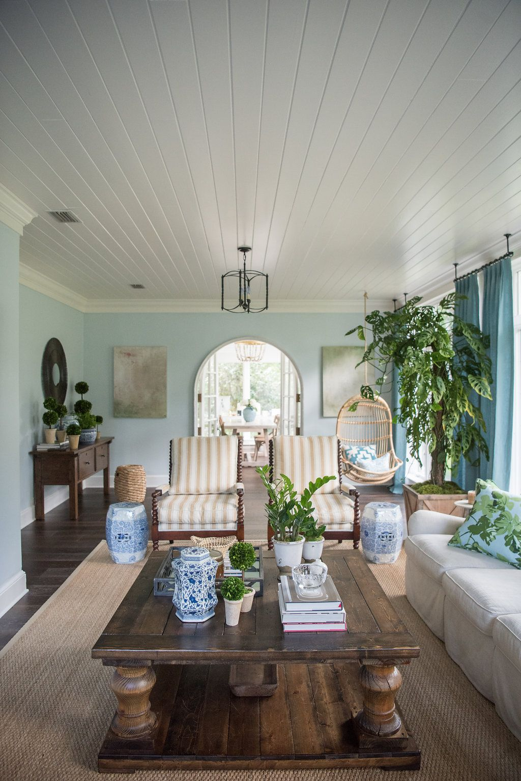 A Colorful and Bright Sunroom Makeover with Kerry Spears
