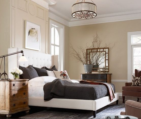 The master bedroom ceiling lights up there is used allow the ...