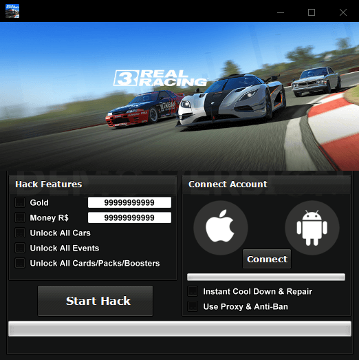 How To Get Free Gold In Real Racing 3