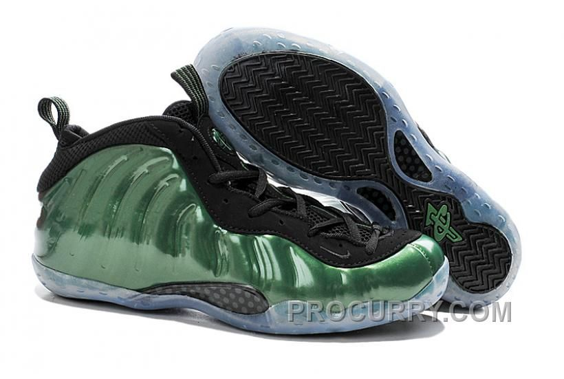 Nike Air Foamposite One Metallic Green For Sale, Price: $85.00 - Stephen  Curry Shoes Under Armour Store Online