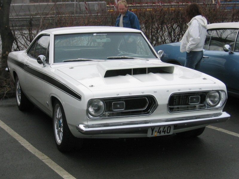 1967 Plymouth Barracuda | 1967 Plymouth Barracuda Formula S | Mopar ...