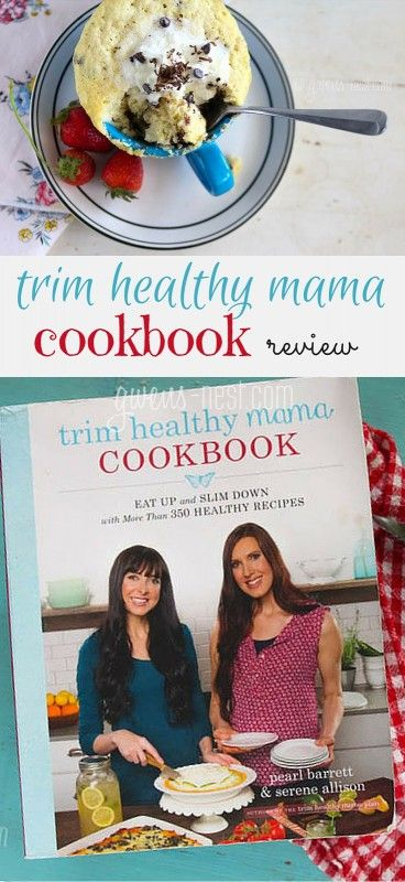 Trim Healthy Mama Cookbook Review   Gwen's Nest