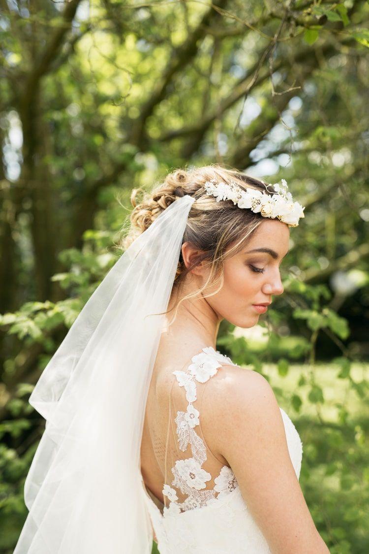 boho blossom summer wedding ideas | прически | wedding