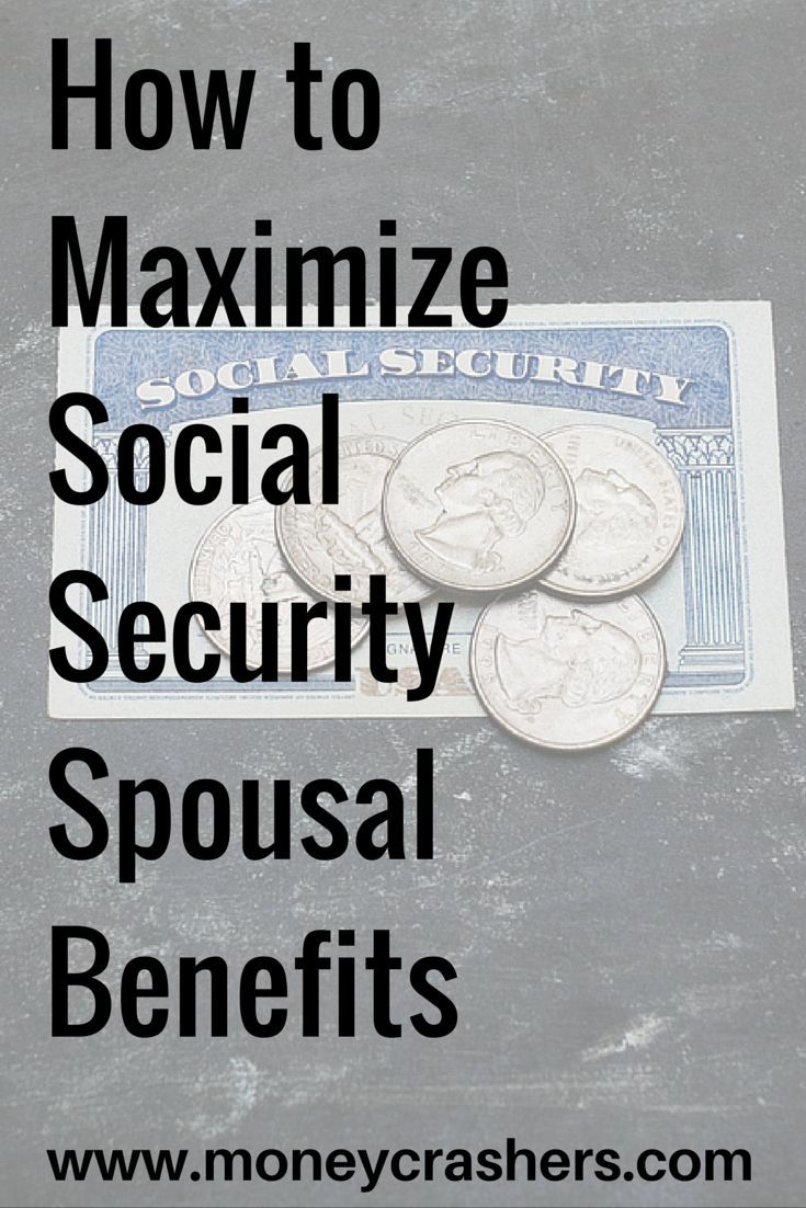 How To Maximize Your Social Security Check  Money
