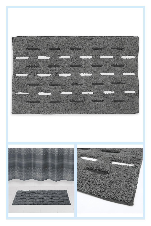 Dash 20 X 30 Bath Rug In Grey Bed Bath Beyond Bath Rug Rugs Bath [ 1500 x 1000 Pixel ]