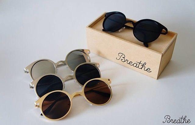 Breathe marca de gafas colombiana ubicada en Bogotá. Gafas