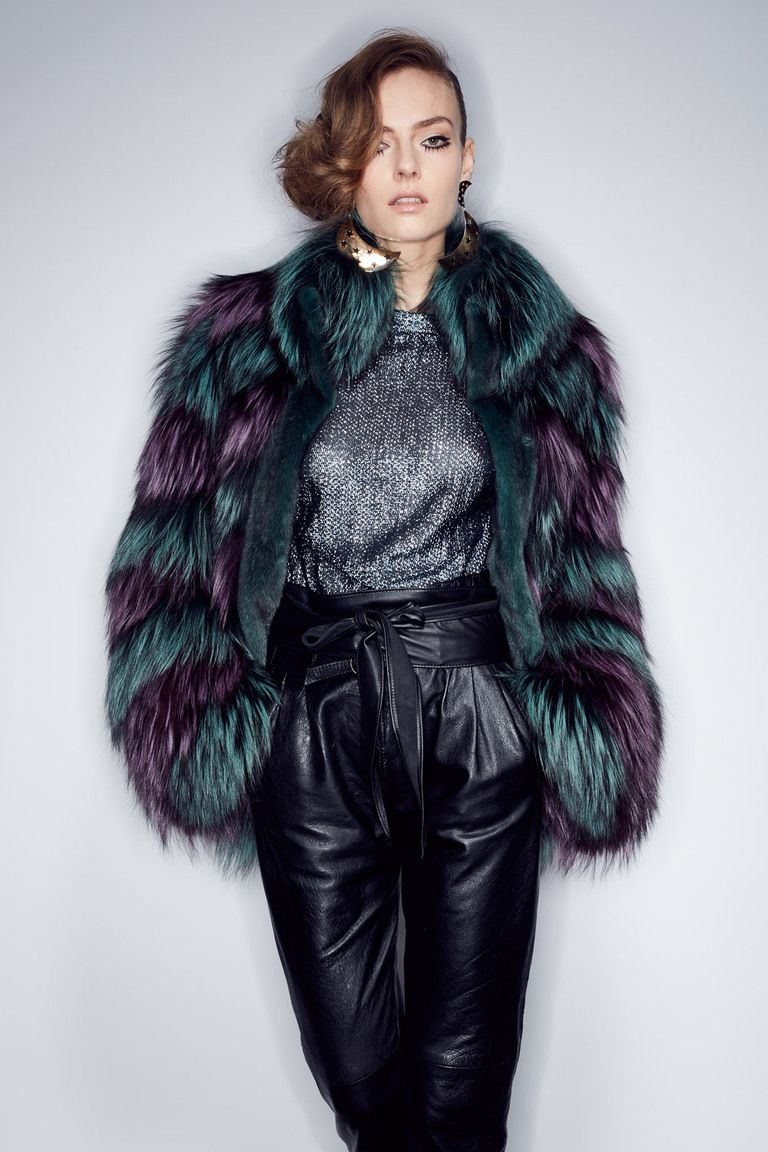 Мода и трендыЖилетки из искусственного меха