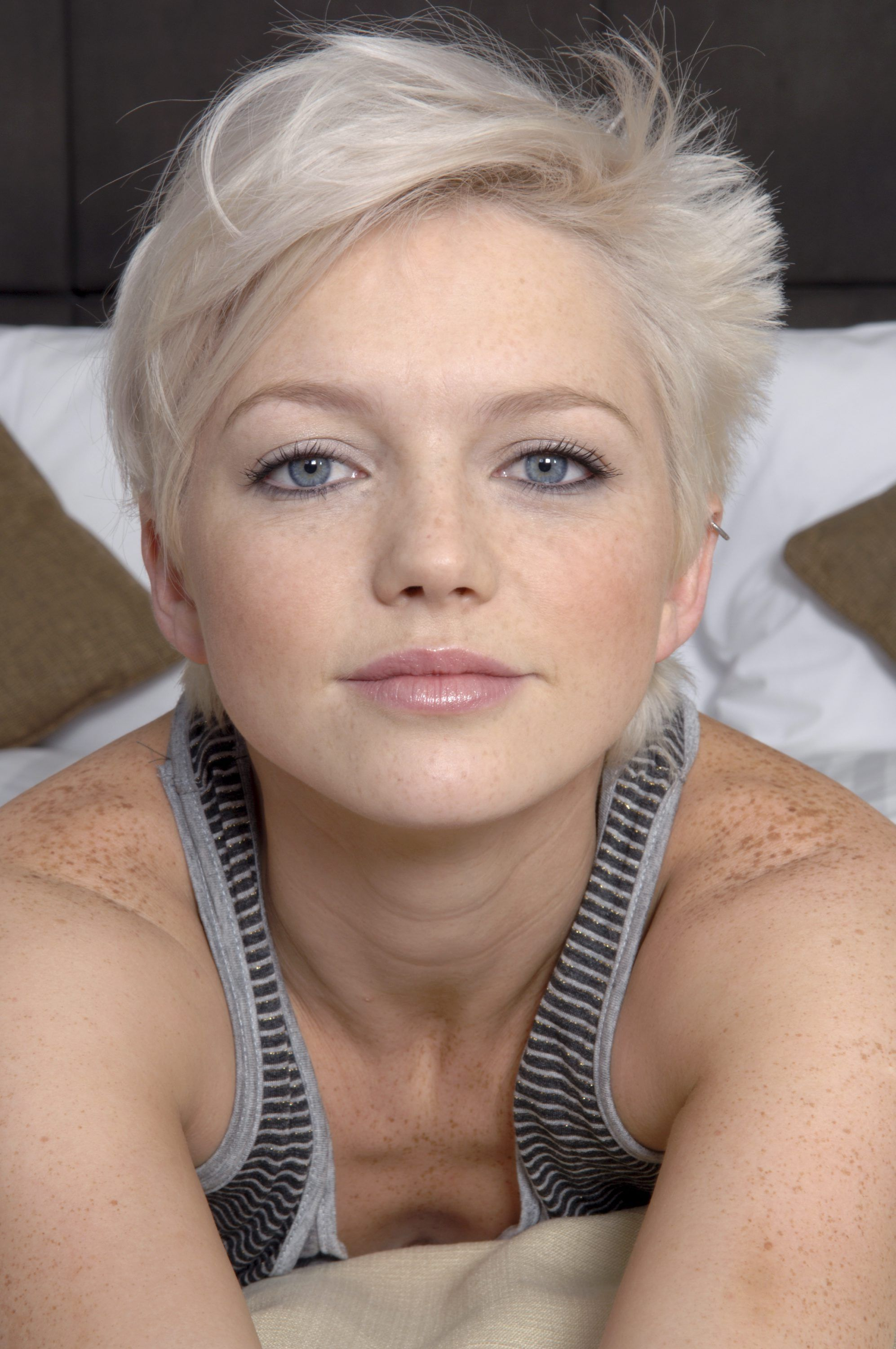 Hannah spearritt nude Nude Photos