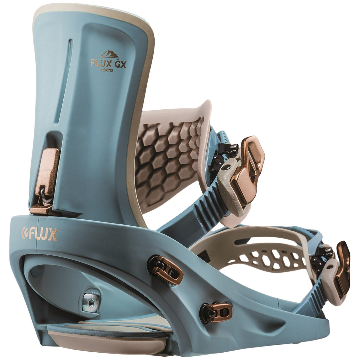 Flux GX Snowboard Bindings - Women's 2020