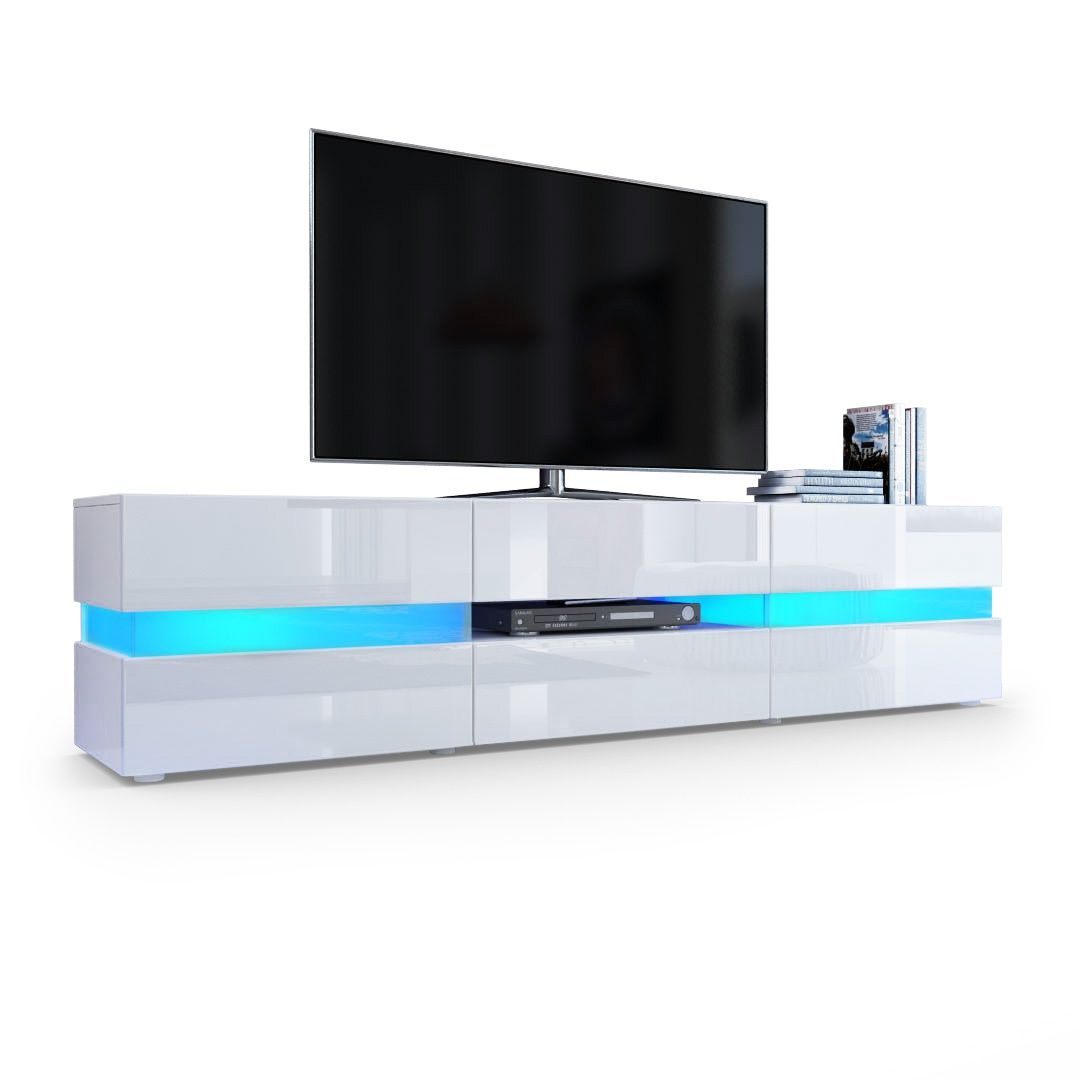 Led Panel Mit Fernbedienung Flow Tv Board Ambient Light Mit Lounge Feeling Optionales Led
