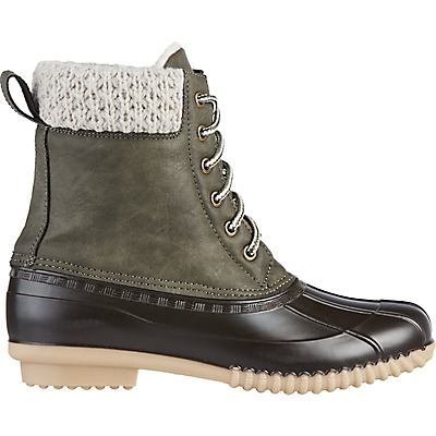 Mid Sweater Duck Boots | Academy