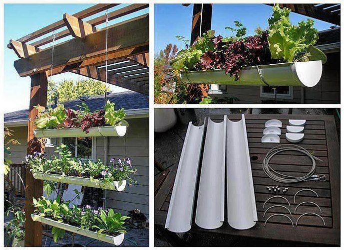 jardin vertical interior casero - Buscar con Google Gardening