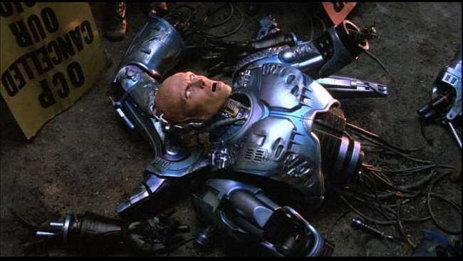 Sordid Cinema Podcast #74: Paul Verhoeven Special Part 2 'Robocop' 'The 4th Man' and 'Flesh + Blood'