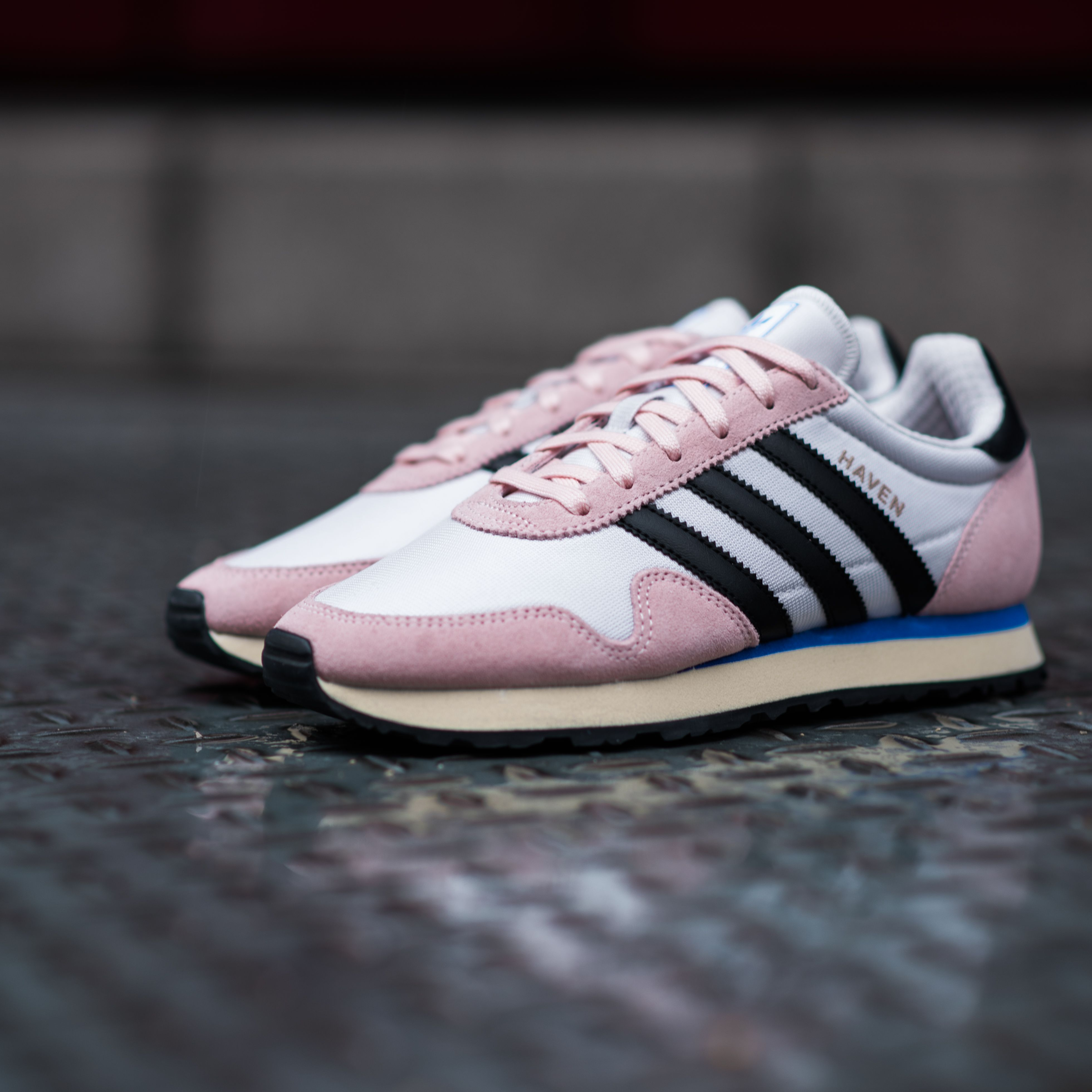 Classic runners for the ladies! Get the adidas Haven now on ...