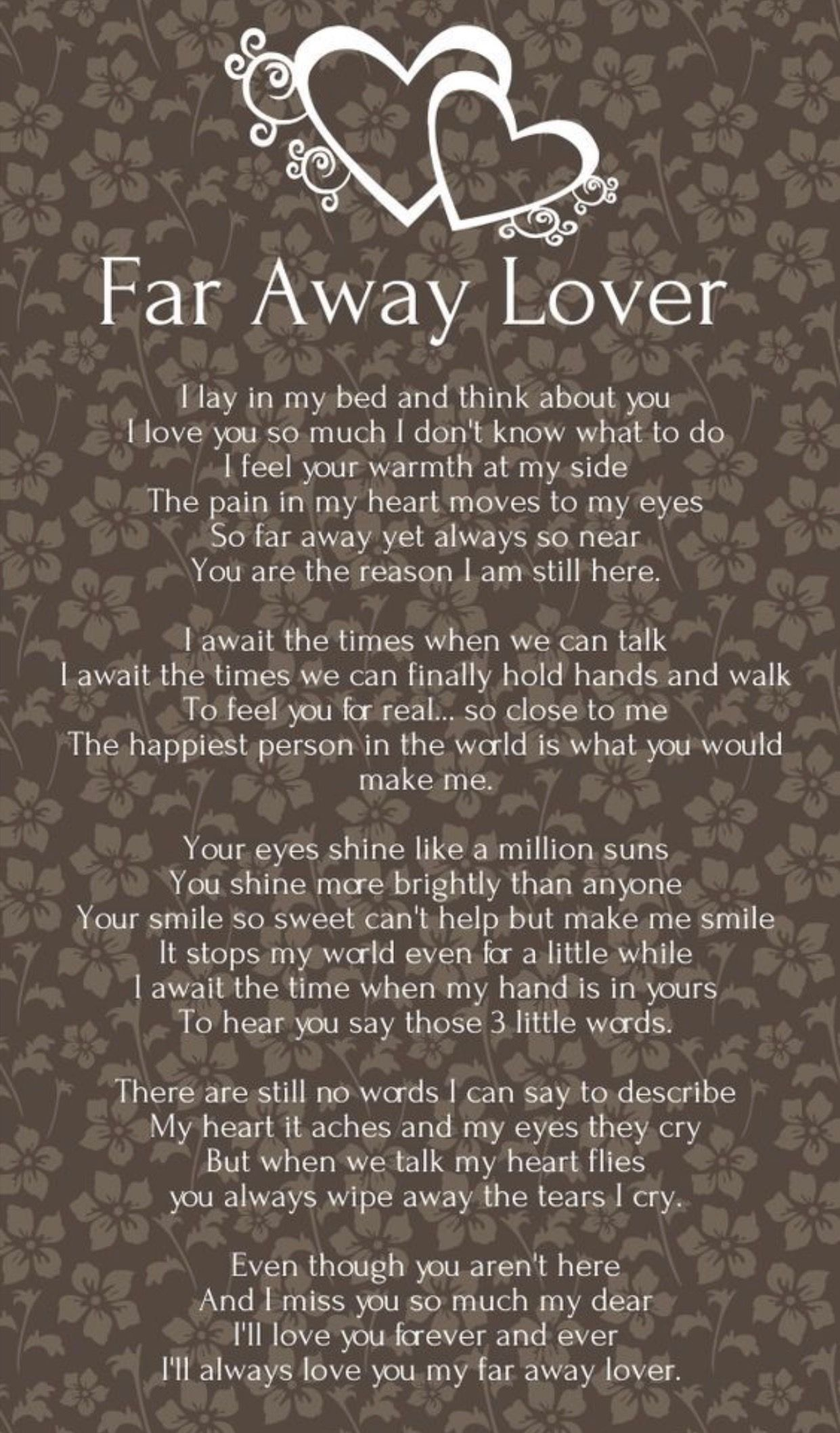 Far Away Love Quotes Pinmaria Diaz On Love Quotes  Pinterest