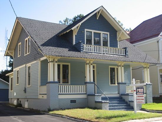 Identify a sears kit home craftsman house and bungalow for Brick kit homes