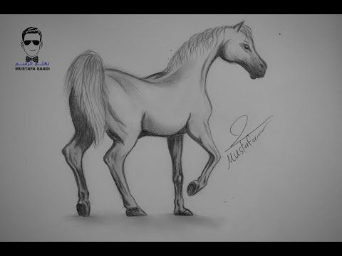 تعليم الرسم للاطفال تعليم رسم بجعة خطوة بخطوة Youtube Animal Drawings Drawings Sketches
