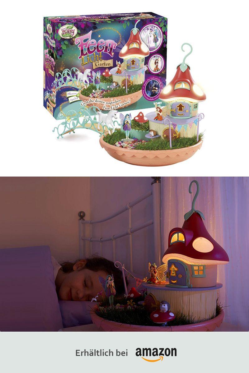 My Fairy Garden Feen Kuchen Garten Kuchenset Fur Kinder Ab 4 Jahren Zum Selber Pflanzen Kinder Lernspiele Kinder Spielzeug Geschenke Fur Kinder