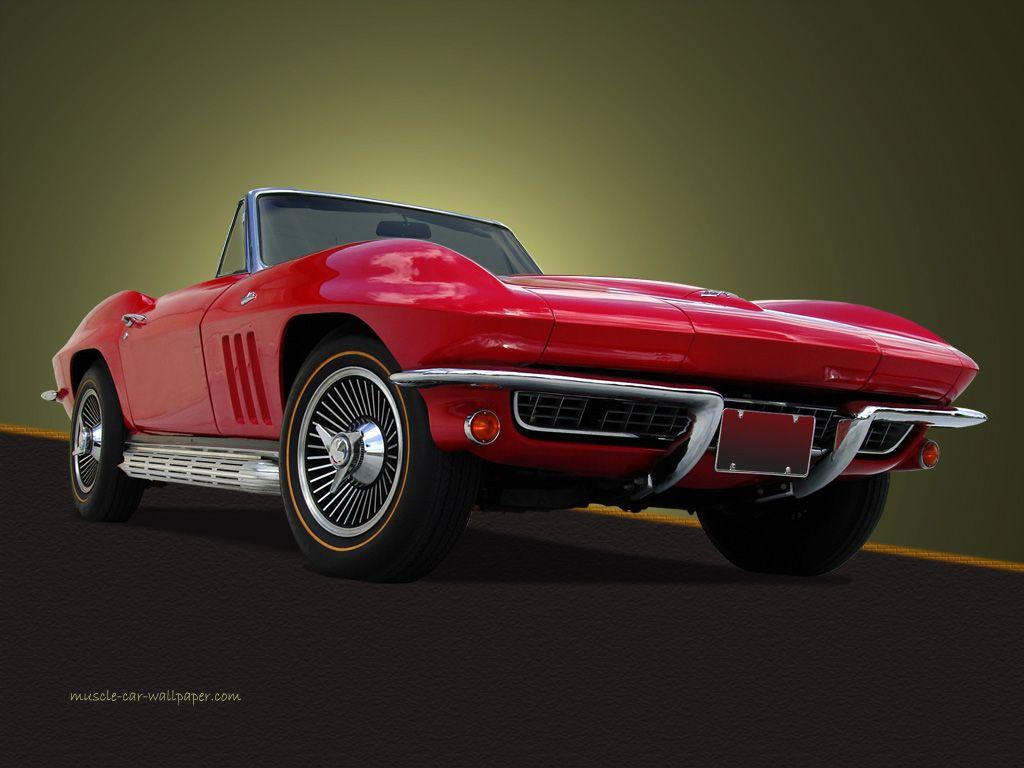 Pictures Of Corvettes Corvette Wallpaper 1965 Corvette