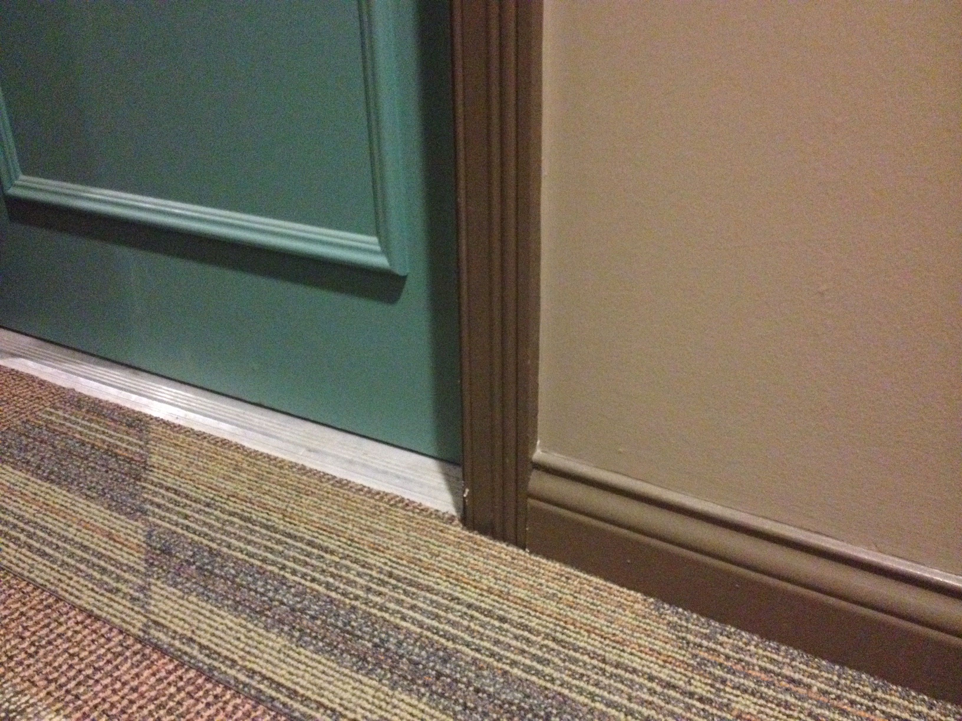 Carpet Plank From Interface In Hallway For Comparison Carpet Tiles Color Mixing Carpet