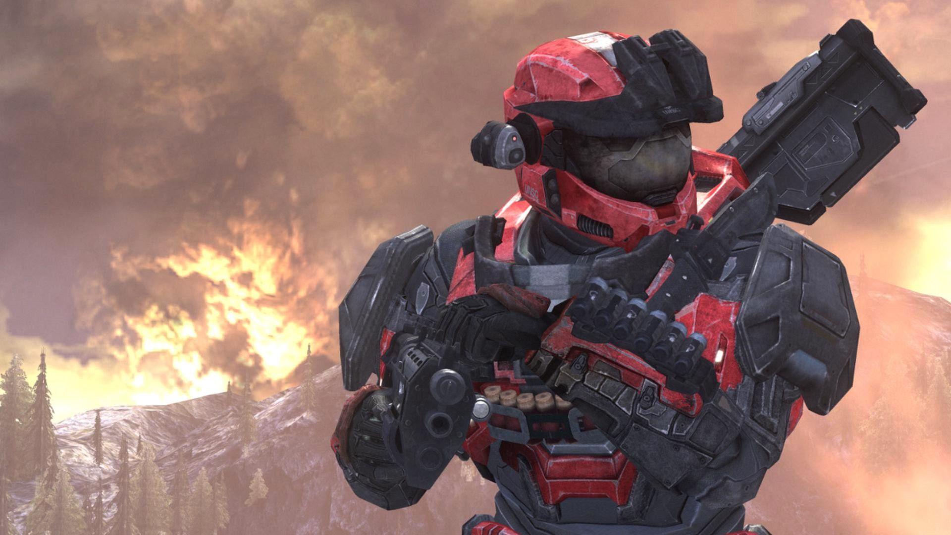 Highlands Guardian   Halo: Reach Screenshots   Halo reach