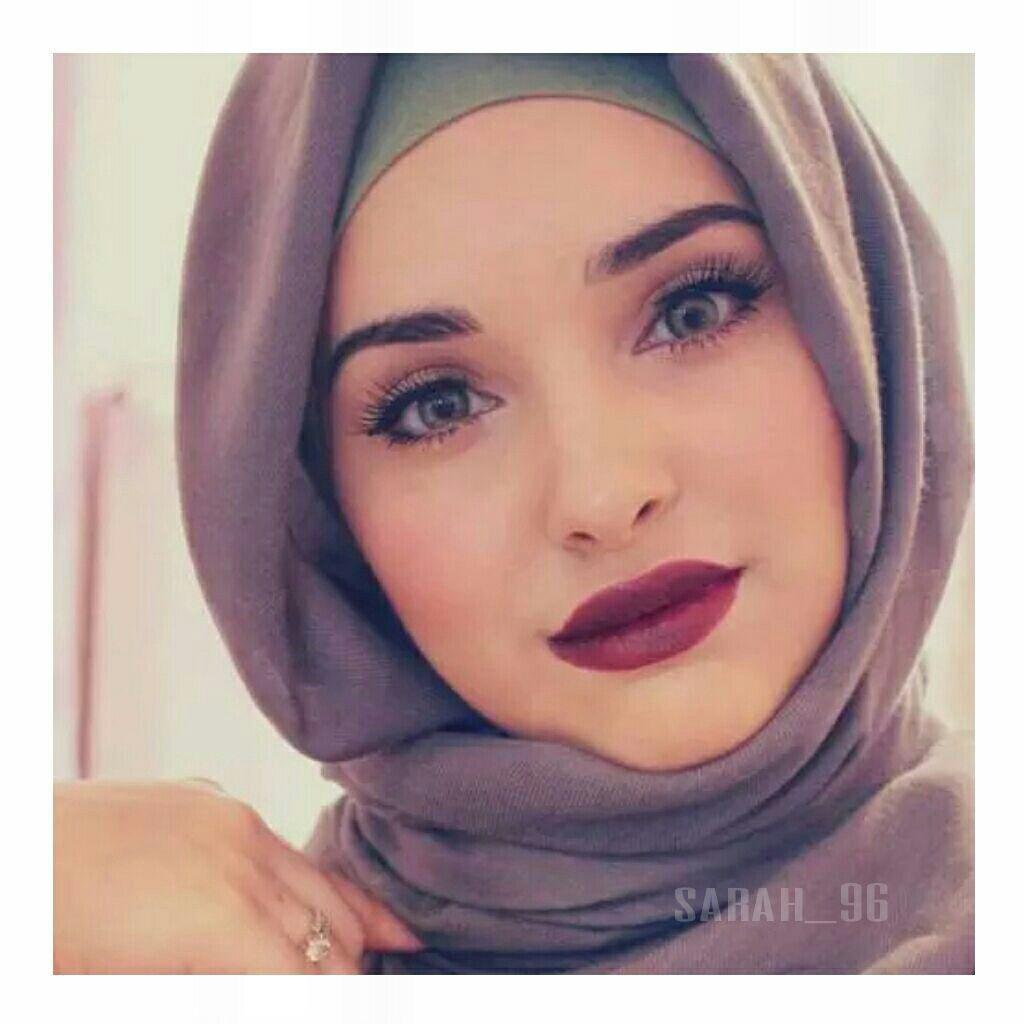 Favori Épinglé par Régine Faranpour sur Voile islamique | Pinterest  EQ06