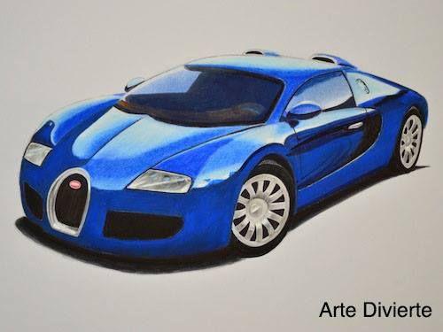 Dibujando carros deportivos: cómo dibujar un Bugatti con colores  #arte #dibujo #ArteDivierte #carros #Bugatti #artistleonardo #LeonardoPereznieto #tutoriales Haz clíck aquí para ver mi libro: http://www.artistleonardo.com/#!ebooks/cwpc
