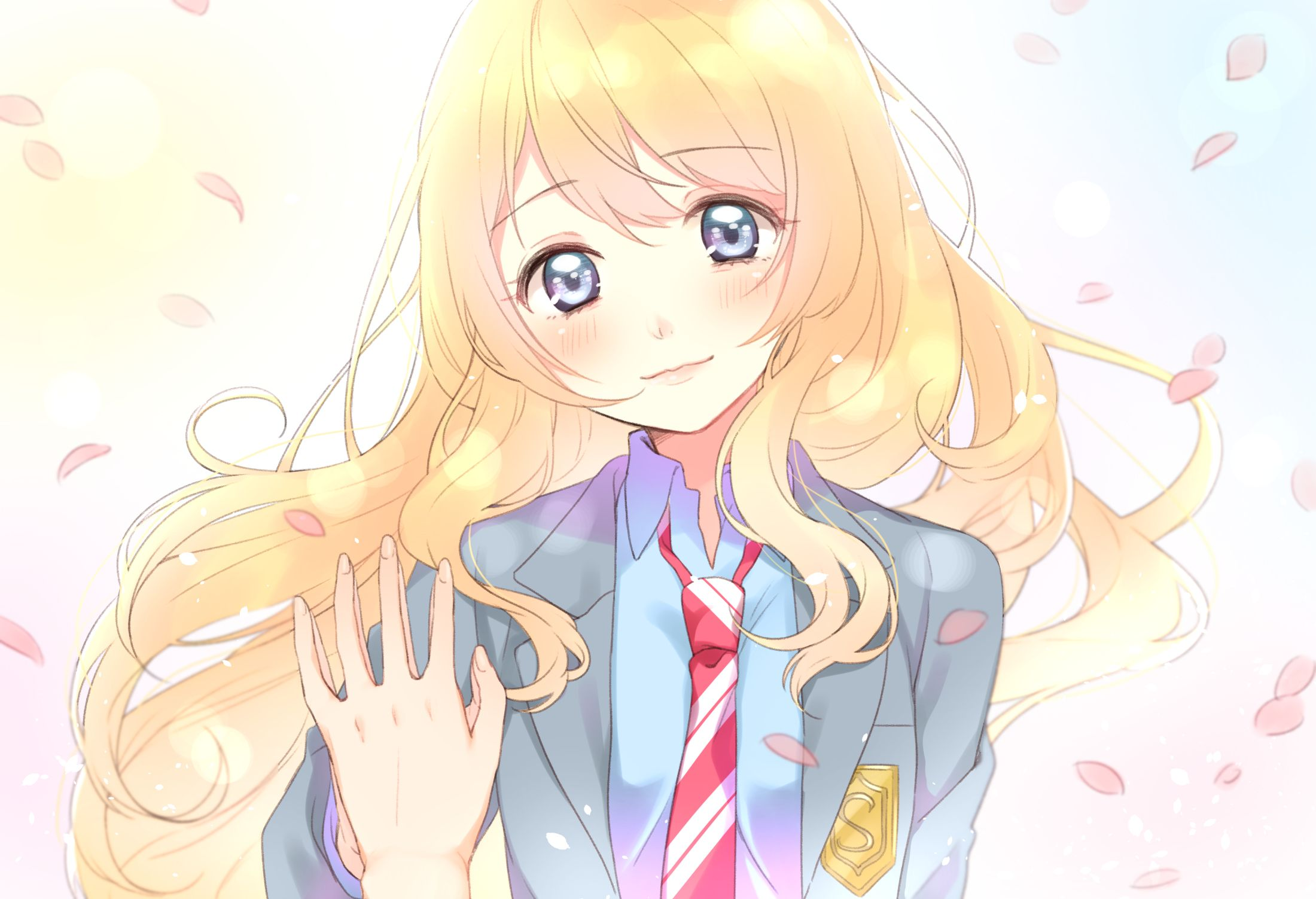 Your Lie In April Wallpaper Dump Your Lie In April Anime Anime Shows