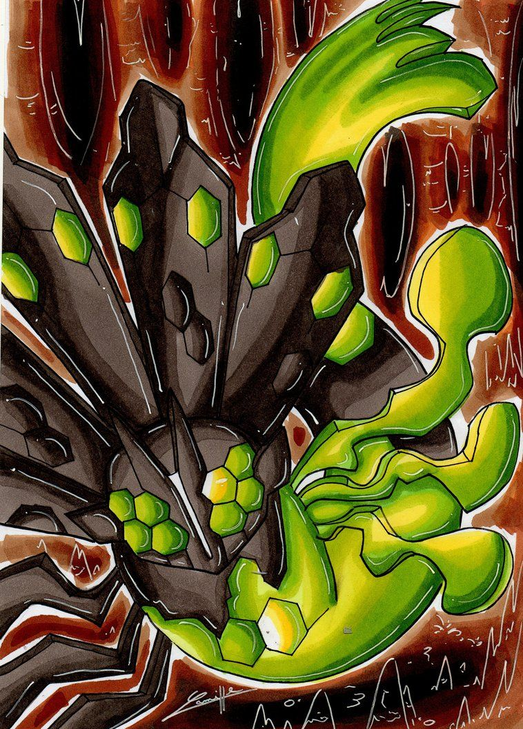 Life of Zygarde by TrachaaArMy on DeviantArt