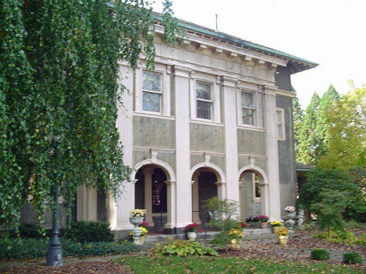 The Shultz Mansion Zanesville Ohio Zanesville Mansions