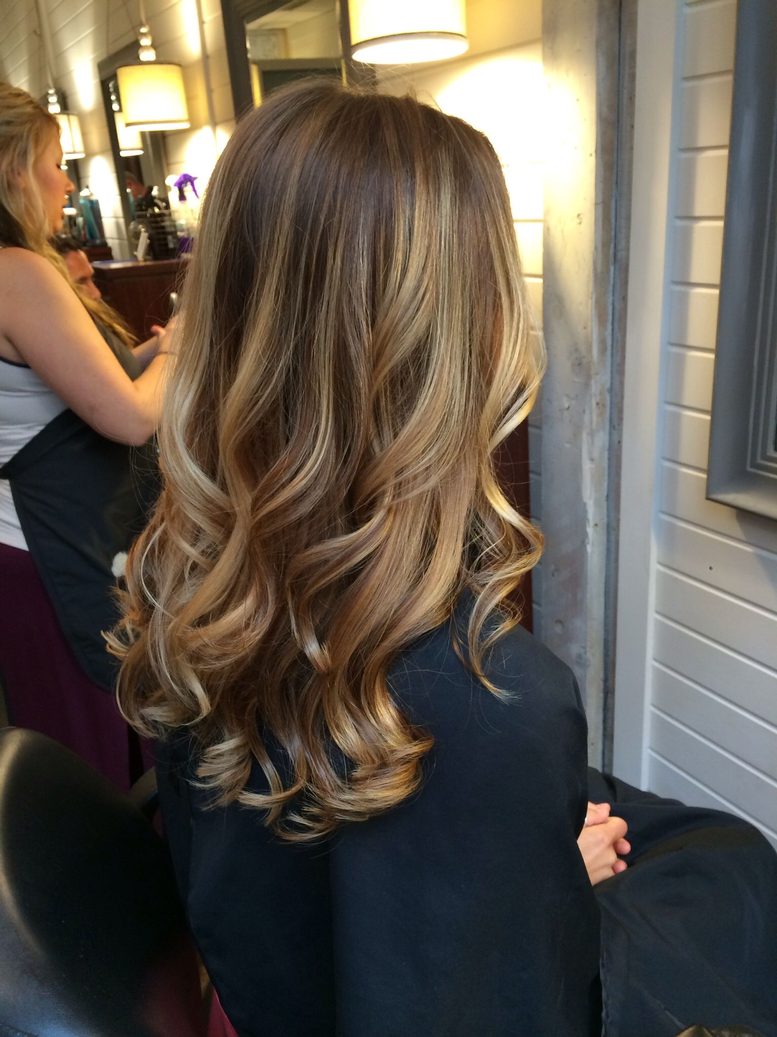 My work ombre hair pinterest ombre balayage and hair makeup