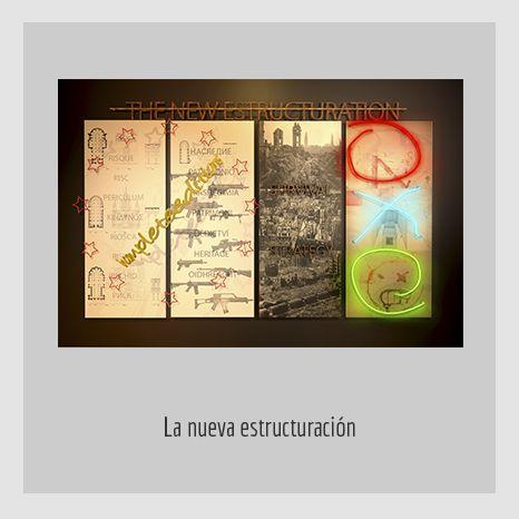 LA NUEVA ESTRUCTURACION.  YENY CASANUEVA Y ALEJANDRO GONZÁLEZ. PROYECTO PROCESUAL ART.