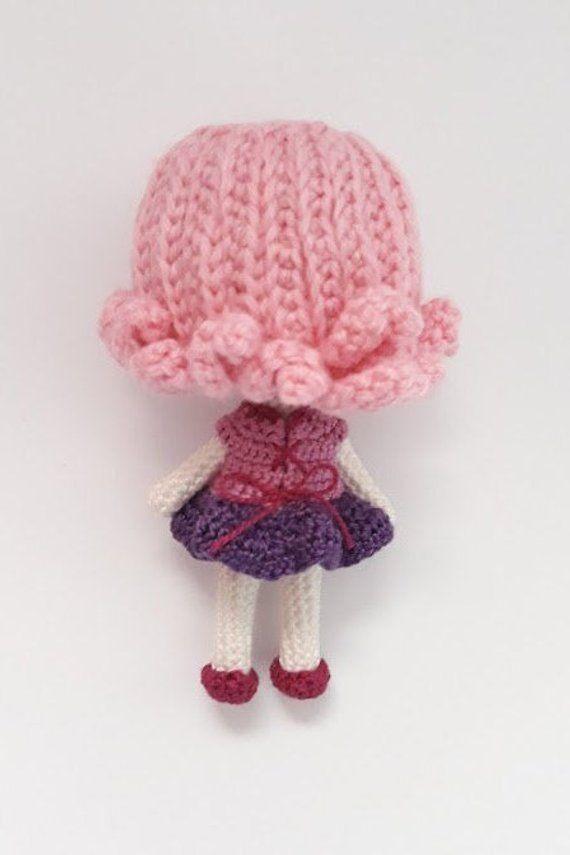 How To Read Crochet Patterns Crochet Pattern Cute Doll Lol ... | 855x570