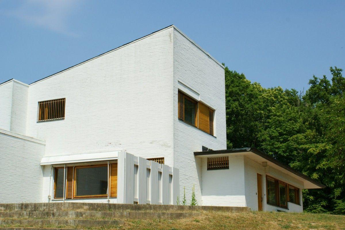 Maison louis carr alvar aalto casas maisons for Alvar aalto maison