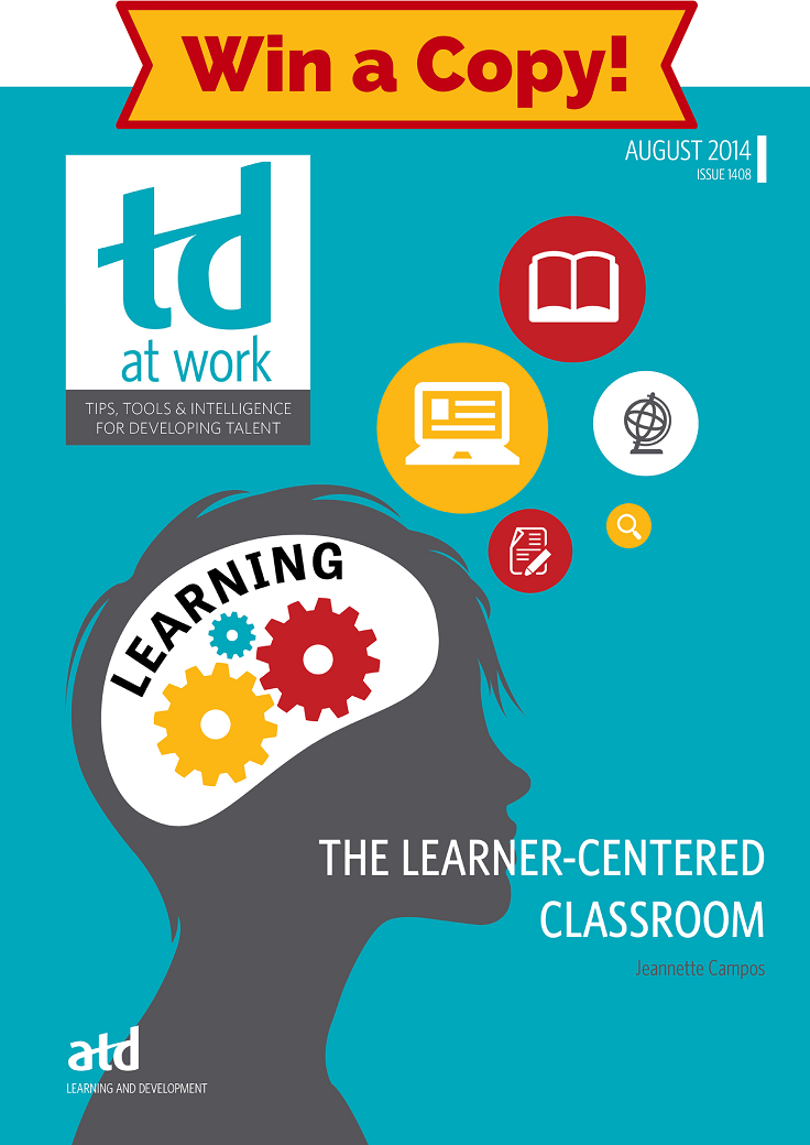 Win A Copy Of The The Learner Centered Classroom Talent