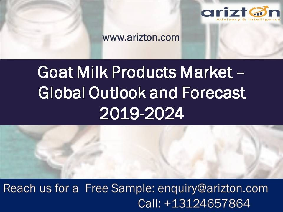 Check Out The Lates Market Research Report On Global Goat Milk