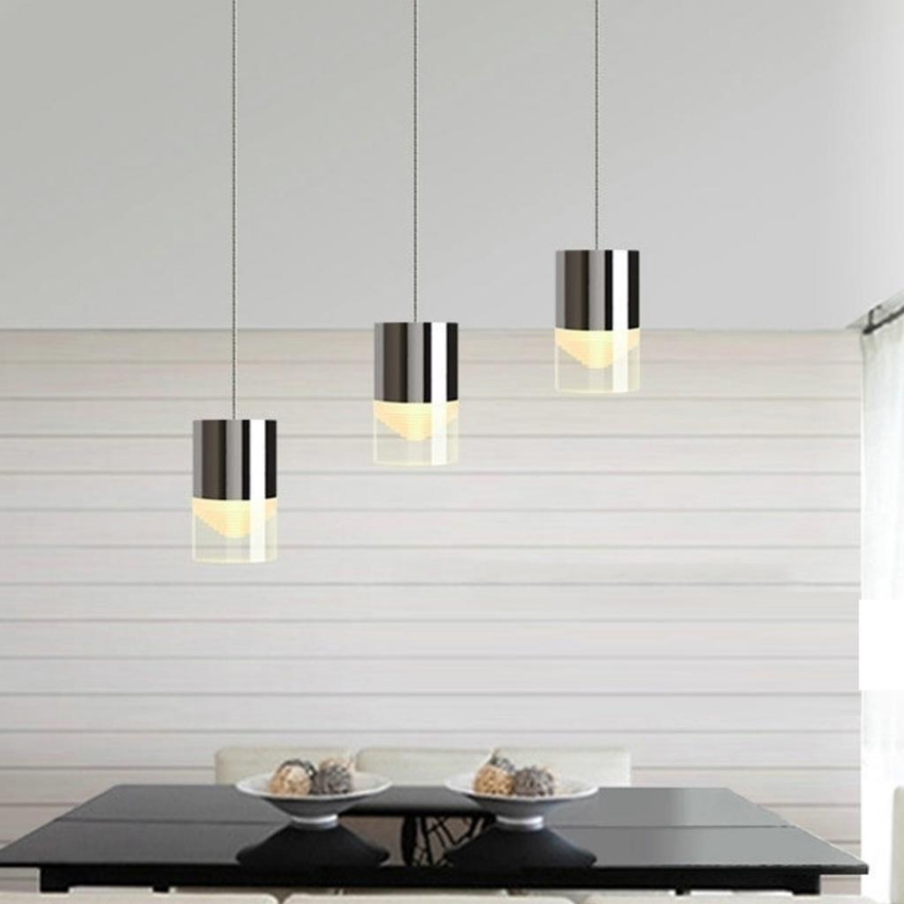 modern acrylic LED pendant lamp