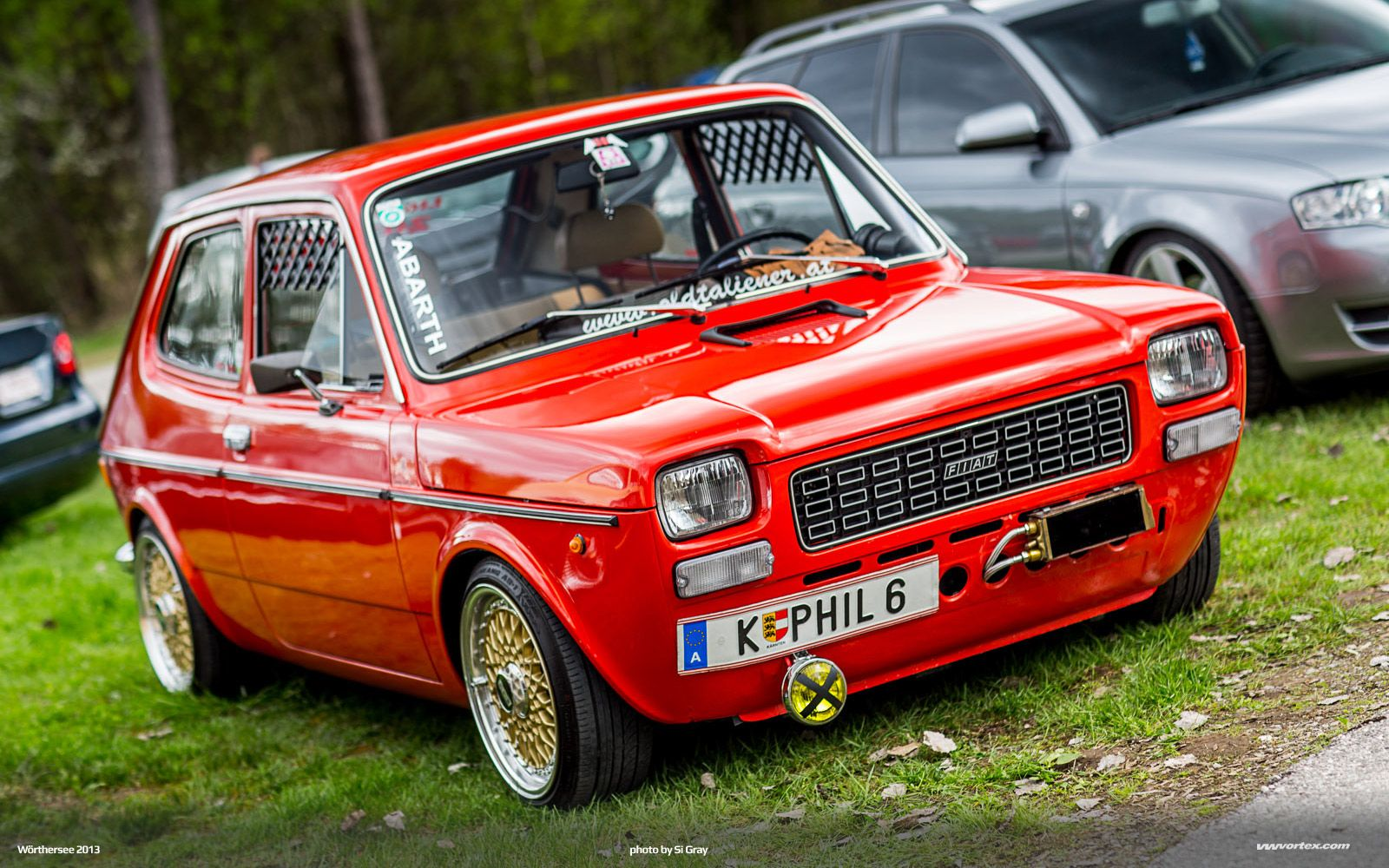 fiat 127 worthersee motorized vehicles cars trucks bikes and more pinterest cars fiat. Black Bedroom Furniture Sets. Home Design Ideas