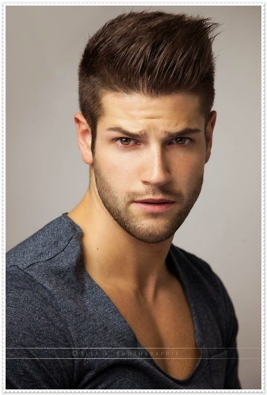 Männerfrisuren Für Dreieckige Gesichtsform Männer Frisuren