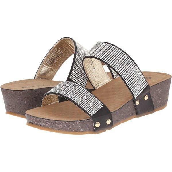 Womens Sandals PATRIZIA Paxi Black
