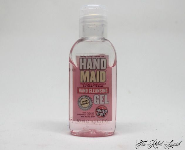 Soap & Glory Hand Maid Full review on http;//therebellipstick.com