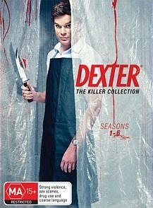 Remar James Dexter Seasons 1 6 Meet Dexter A Charming